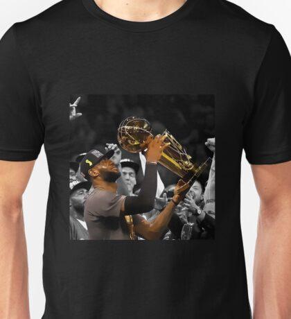 Lebron Championship Unisex T-Shirt