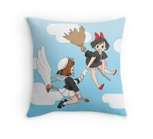 Special Delivery! Throw Pillow