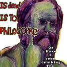 Socrates Defends Philosophy or drinks Hemlock by Followthedon