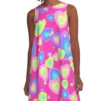 Pretty Little Sweetheart  A-Line Dress