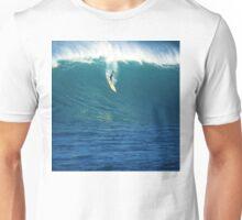 Crazy Day at Waimea Bay Unisex T-Shirt
