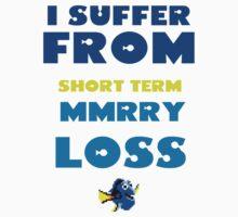 MMRY LOSS Kids Tee