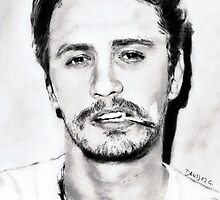 james franco... pencil by danijelg