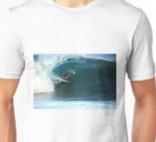 Kelly Slater at Pipeline Masters Unisex T-Shirt