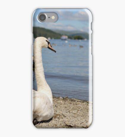 Lake Swan iPhone Case/Skin