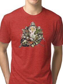Suikoden Liberation Army Tri-blend T-Shirt
