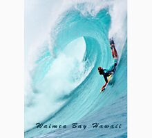 Waimea Big Wave Boogie T-Shirt Unisex T-Shirt
