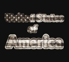 United States of America by Nhan Ngo