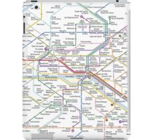 Paris Subway 2016 iPad Case/Skin