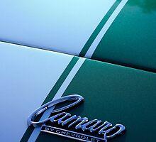 Camaro - by Chevrolet by Ian Ramsay