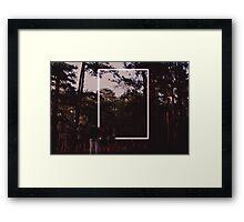 Rectangle No. 13 Framed Print