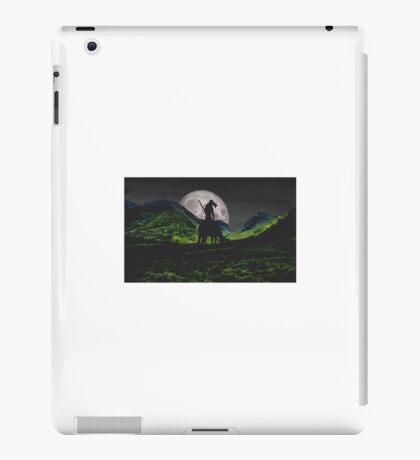 spiritual  quest iPad Case/Skin