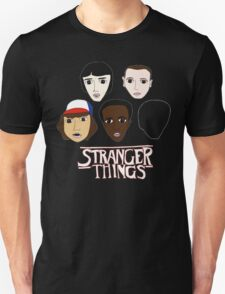 Stranger Things Crew Unisex T-Shirt