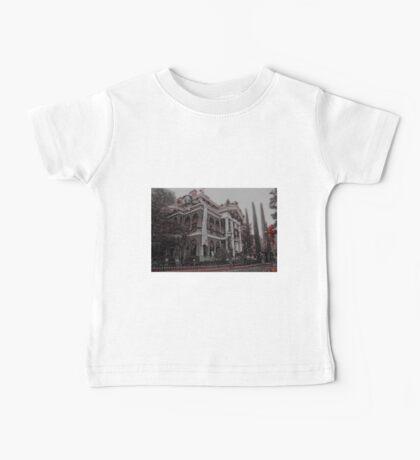 Haunted House Baby Tee