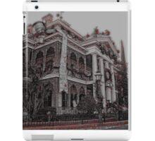 Haunted House iPad Case/Skin