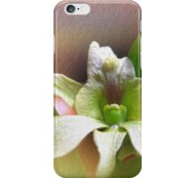 orchid blend iPhone Case/Skin
