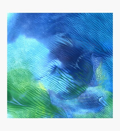 The Forest Pool - Abstract Print Photographic Print