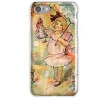 FUN WITH DOLLY iPhone Case/Skin