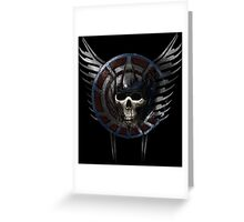 Battle Crest Greeting Card