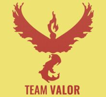 TEAM VALOR Kids Tee