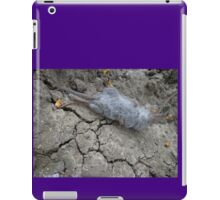 One rat escape from the Zoo of Death iPad Case/Skin