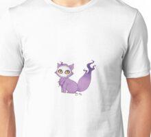 Ghost Cat Unisex T-Shirt