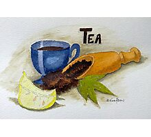 Have a Cup of Tea Photographic Print