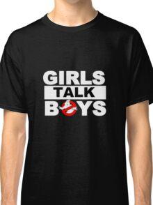 ✦ girls talk boys ✦ *5sos* Classic T-Shirt