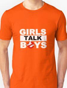 ✦ girls talk boys ✦ *5sos* Unisex T-Shirt