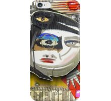 crow and the eclipse iPhone Case/Skin