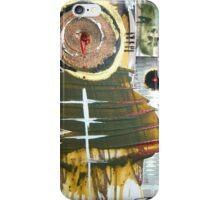 bruxa and tree shaman iPhone Case/Skin