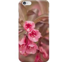 Textured Floral iPhone Case/Skin