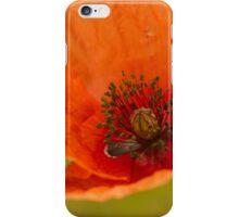 mooie klaproos iPhone Case/Skin