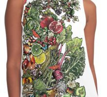 Fruit and Veg Contrast Tank