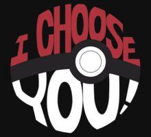 pokemon i choose you One Piece - Short Sleeve