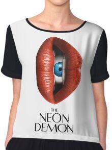 The Neon Demon Chiffon Top