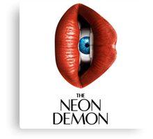 The Neon Demon Canvas Print