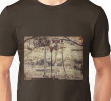 Rustic Petrol Pump Unisex T-Shirt