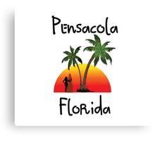 Pensacola Florida Canvas Print