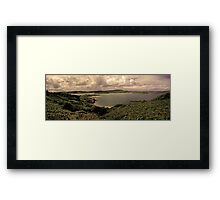 Ards Forest Park, County Donegal, Ireland Framed Print