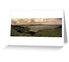 Ards Forest Park, County Donegal, Ireland Greeting Card