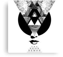 The Neon Demon T-shirt Canvas Print