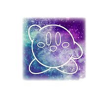 Galaxy Kirby by DeathRainbow