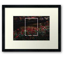 Rectangle No. 14 Framed Print
