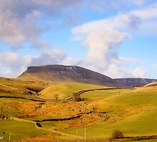 Pen y Gent by maureen bracewell