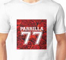 Parrilla 77/Rose Unisex T-Shirt