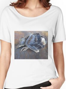 One bird escape from the Zoo of Death Women's Relaxed Fit T-Shirt