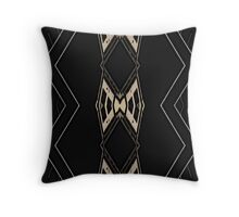 PATTERNATION|BOW TIES| RB EXCLUSIVE Throw Pillow