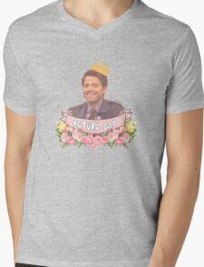 Supernatural - Cas/Misha Mens V-Neck T-Shirt