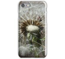 Wished on dandelion - 2016 iPhone Case/Skin